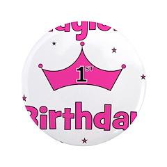 1st Birthday Princess Taylor! 3.5