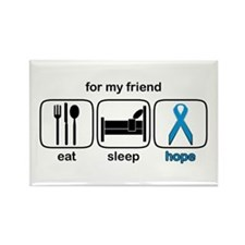 Friend ESHope Prostate Rectangle Magnet