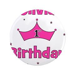 1st Birthday Princess Olivia! 3.5