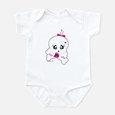 Baby Skull and Crossbones Infant Bodysuit