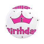 1st Birthday Princess Lillian 3.5