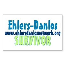 Survivor Bumper Decal
