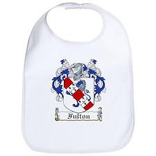 Fulton Coat of Arms Bib