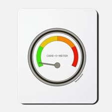 Care-O-Meter Mousepad