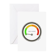 Care-O-Meter Greeting Cards (Pk of 20)