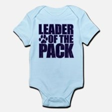 LEADER OF THE PACK Infant Bodysuit