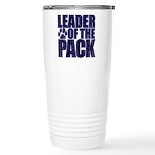 LEADER OF THE PACK Stainless Steel Travel Mug