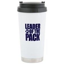 LEADER OF THE PACK Thermos Mug