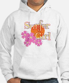 Little Surfer Girl Hoodie