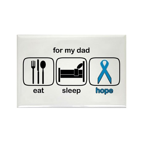Dad ESHope Prostate Note Cards (Pk of 10 Rectangle