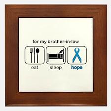 Brother-in-law ESHope Prostate Framed Tile