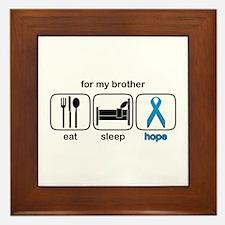 Brother ESHope Prostate Framed Tile