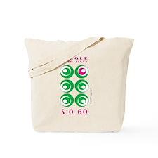 oddFrogg Single Over 60 Tote Bag