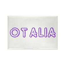 Otalia Rectangle Magnet (10 pack)