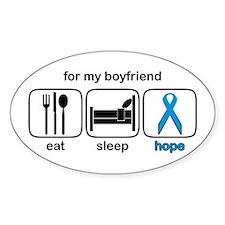 Boyfriend ESHope Prostate Oval Decal
