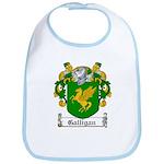 Galligan Coat of Arms Bib