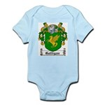 Galligan Coat of Arms Infant Creeper