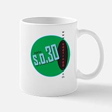 oddFrogg Single Over 30 Mug