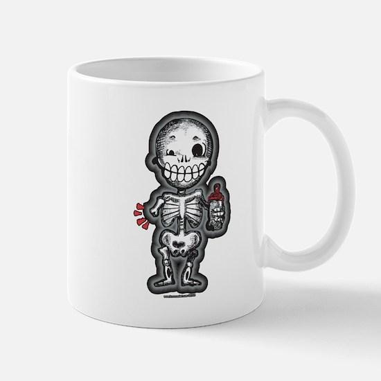 Baby Skeleton Mug