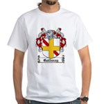 Gallway Coat of Arms White T-Shirt