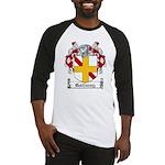Gallway Coat of Arms Baseball Jersey