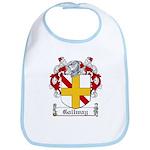 Gallway Coat of Arms Bib