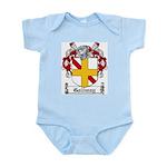 Gallway Coat of Arms Infant Creeper