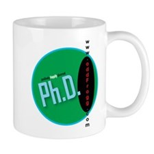 Positively Happily Divorced Small Mug