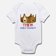 NOBLE THOUGHTS Infant Bodysuit