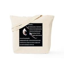 Remember Me Eagle Tote Bag