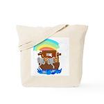 Noah's Ark Baby Tote Bag