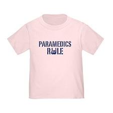 Paramedics Rule T