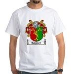 Gaynor Coat of Arms White T-Shirt