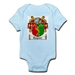 Gaynor Coat of Arms Infant Creeper