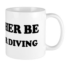 Rather be Dumpster Diving Mug