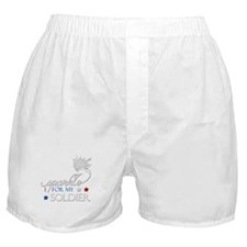 I Sparkle for my Soldier Boxer Shorts