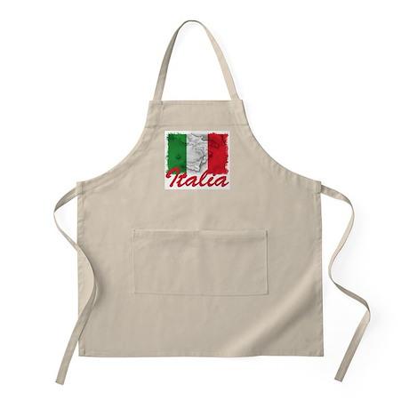 italian pride BBQ Apron
