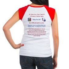 Pythian Peeps - Memorial Women's Cap Sleeve T-Shir