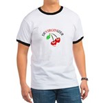 Rude and Offensive T-Shirts ( Ringer T