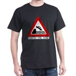 Cliff - End of the Road Black T-Shirt