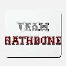 Team Rathbone Mousepad