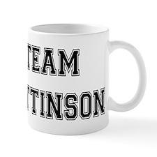 Team Pattinson Mug