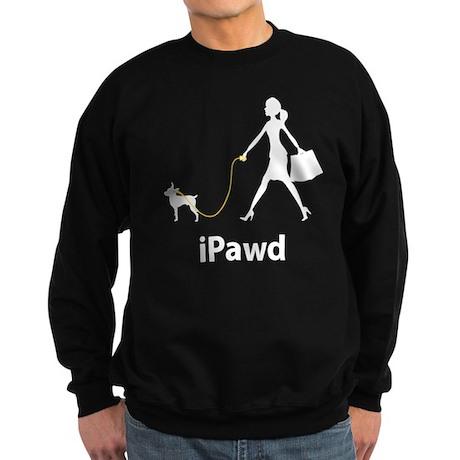 Miniature Pinscher Sweatshirt (dark)