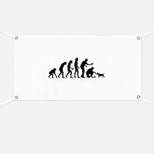 Miniature Bull Terrier Banner