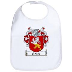 Grace Coat of Arms Bib