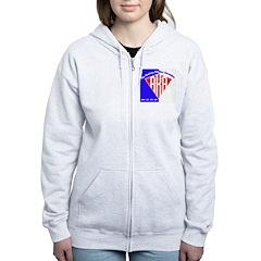 American Kitefliers Associati Zip Hoodie