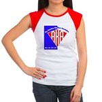 American Kitefliers Associati Women's Cap Sleeve T