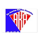 American Kitefliers Associati Postcards (Package o