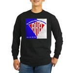 American Kitefliers Associati Long Sleeve Dark T-S