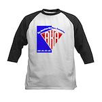 American Kitefliers Associati Kids Baseball Jersey